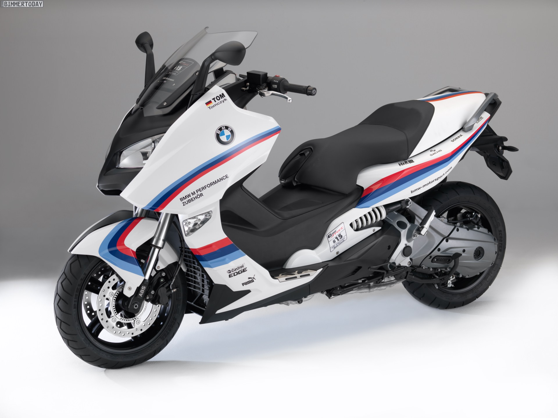 bmw c 600 sport se motorsport maxi da corsa. Black Bedroom Furniture Sets. Home Design Ideas