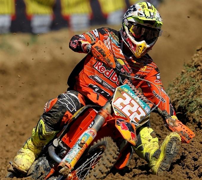 Mondiale motocross MX1 Loket 2013: vince Desalle, Cairoli ...