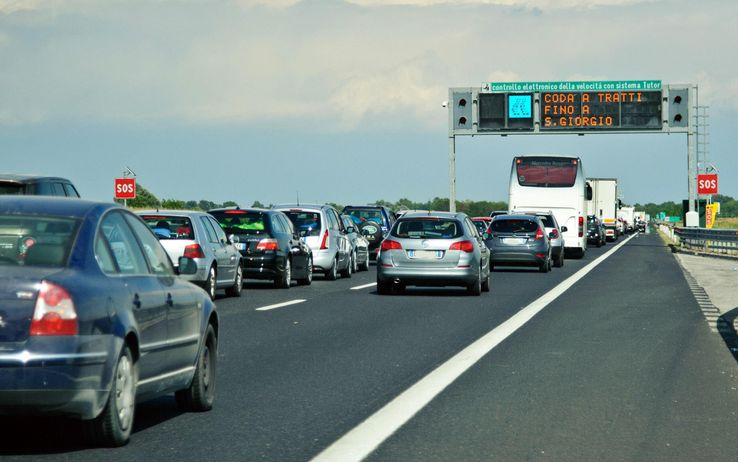 traffico autostrade - photo #25