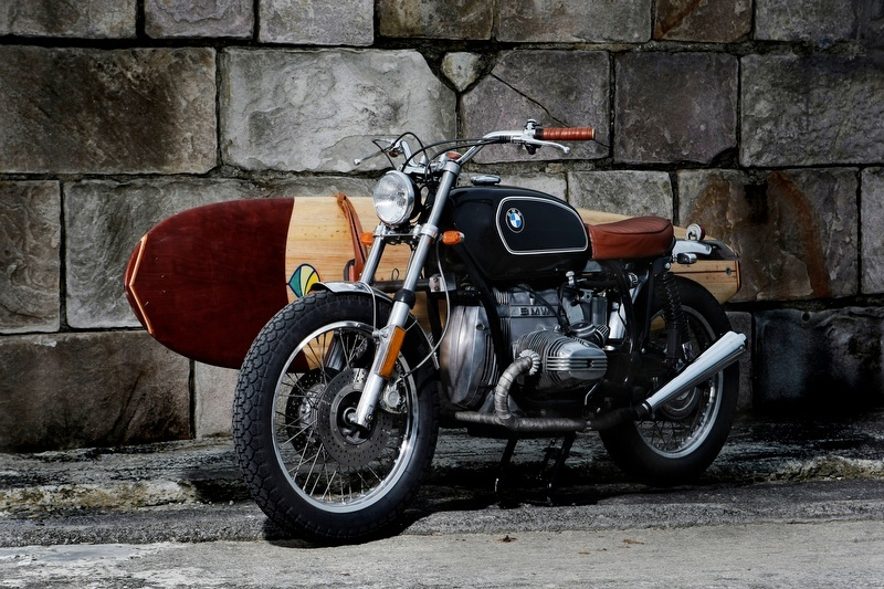 bmw r 65 scrambler atelier 11 per surfare sulla spiaggia. Black Bedroom Furniture Sets. Home Design Ideas