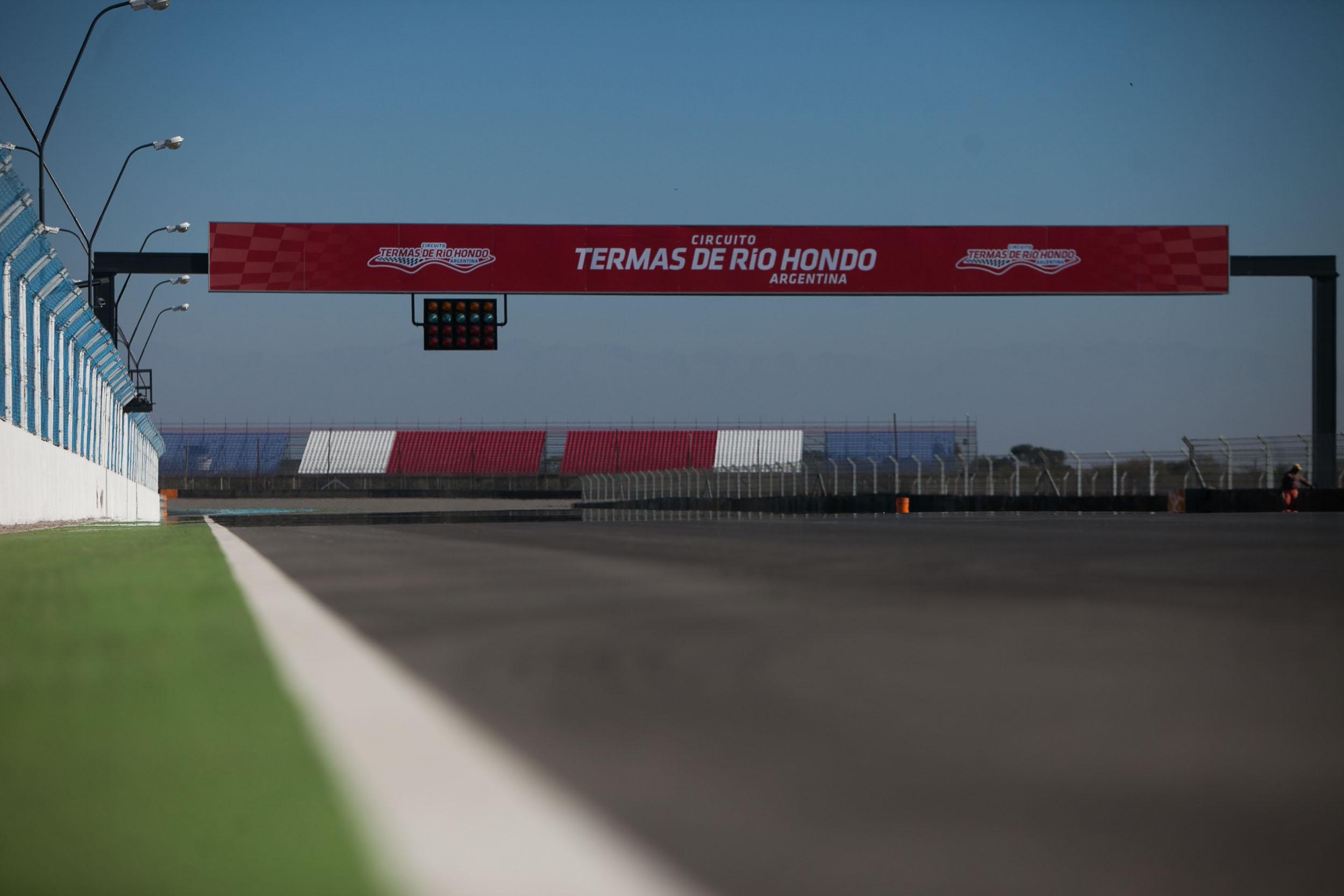 Circuito Termas De Rio Hondo : Calendario motogp in argentina per anni