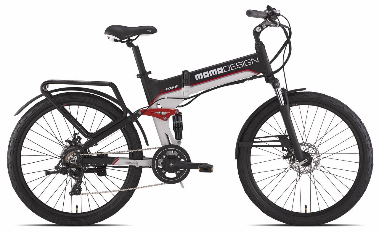 Momo design bici elettrica con italwin - Momo design prezzi ...