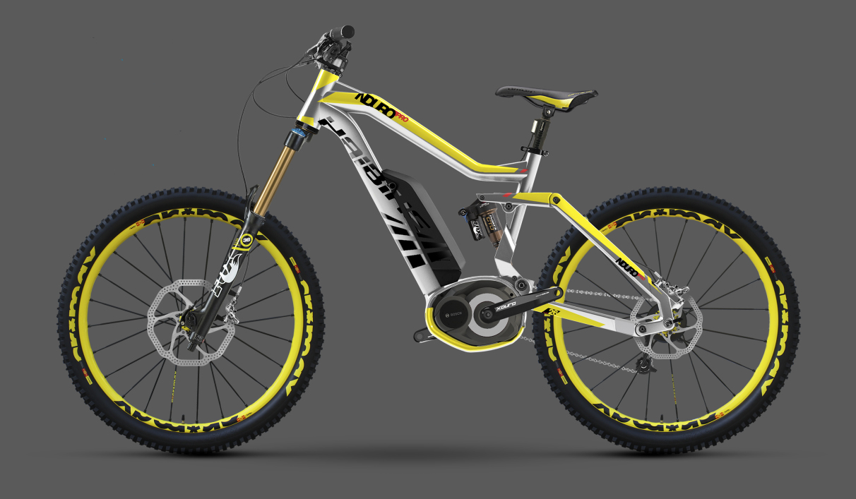 Haibike Le E Bike Off Road Estreme