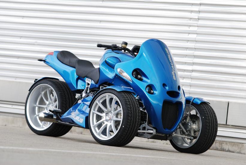 Gg Taurus Un Trike Con Motore Bmw Da 175 Cv