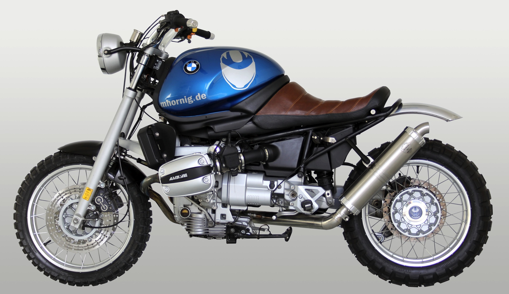 bmw r 1100 r scrambler by hornig. Black Bedroom Furniture Sets. Home Design Ideas