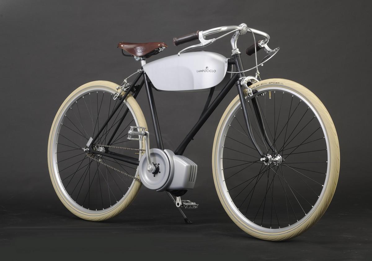 due nuove e bike firmate lampociclo. Black Bedroom Furniture Sets. Home Design Ideas