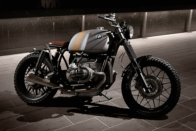 Bmw R100 Rt By Er Motorcycles