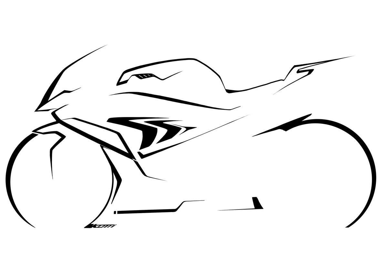 intermot 2014 bmw s 1000 rr  ecco il disegno del nuovo modello