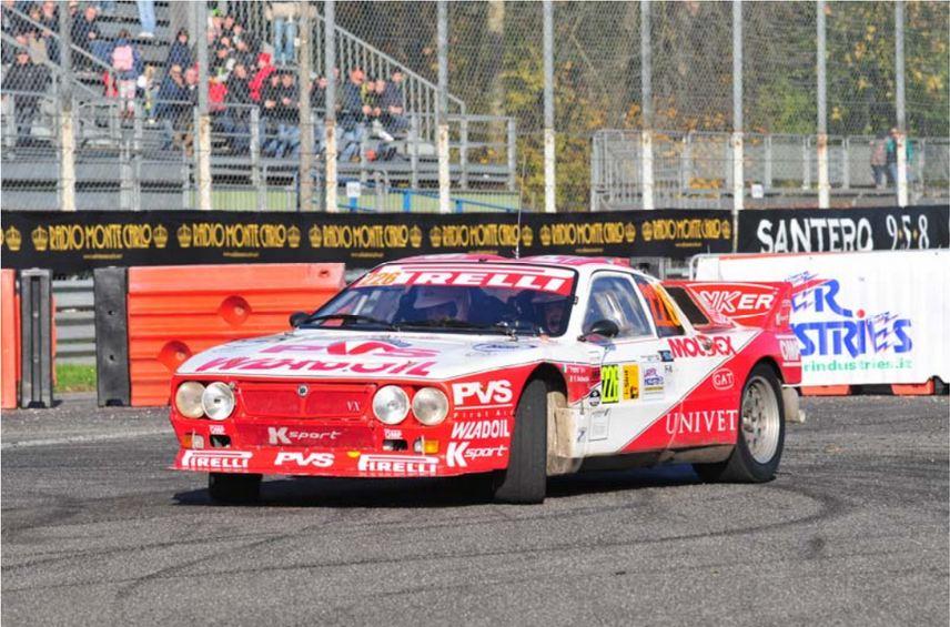 Monza Rally Show 2014: in pista Valentino Rossi e Lewis ...