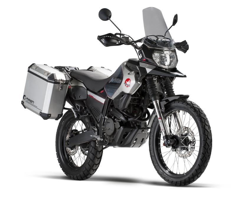 Motorcycle Tenerife