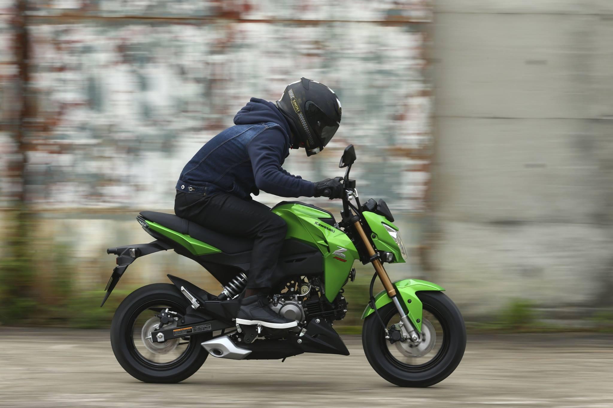 Kawasaki Z125 E Z125 Pro Le Nuove Piccole Naked