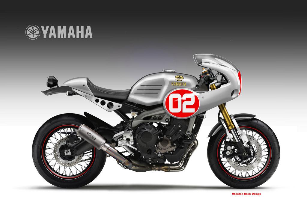 Yamaha Ntx R