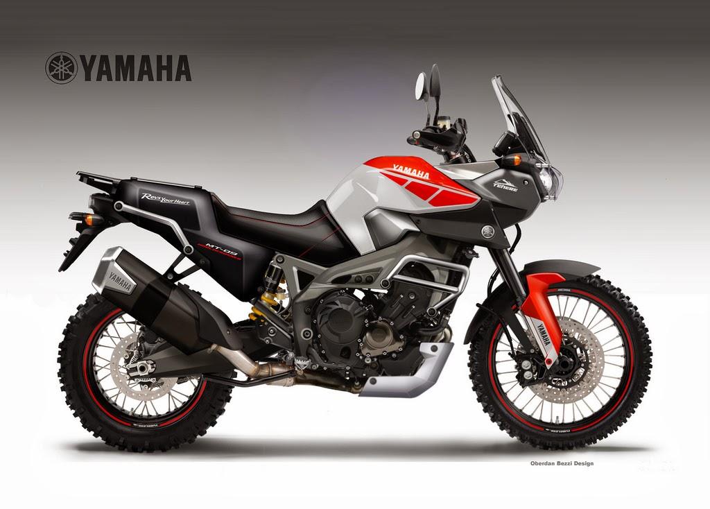 Yamaha T 233 N 233 R 233 700 In Arrivo A Intermot 2016