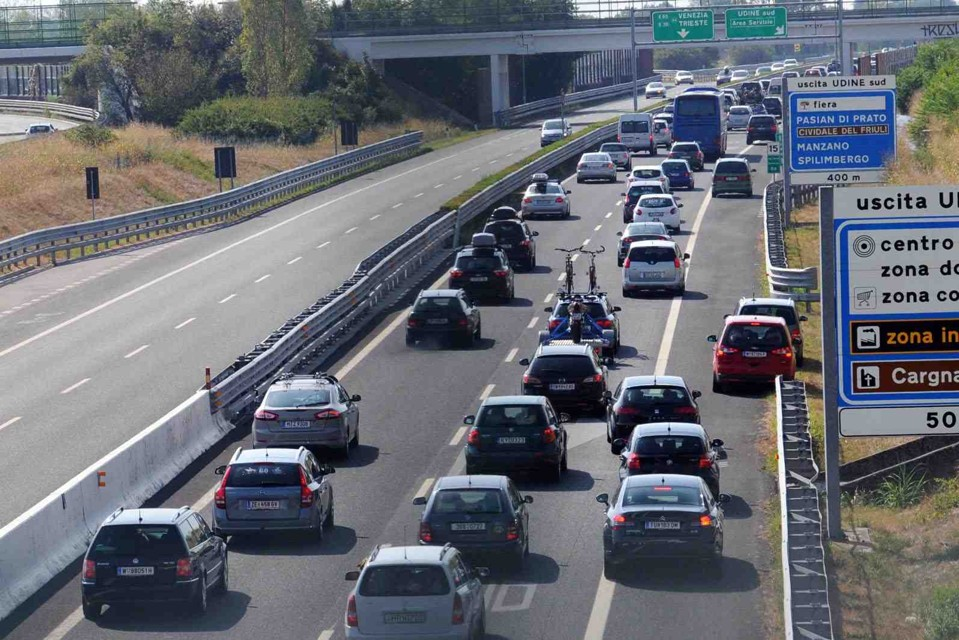 traffico autostrade - photo #38