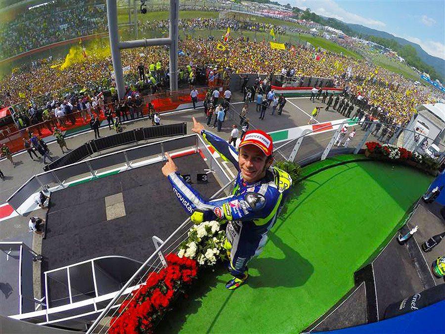 MotoGP 2016, ampliate le tribune del Mugello