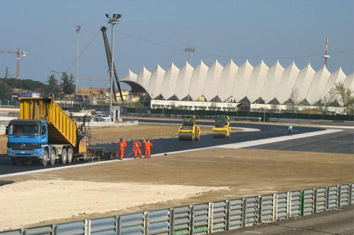 Circuito Misano Simoncelli : Motogp tribune ampliate al circuito di misano per il
