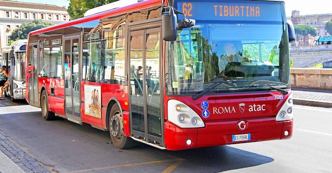 Oggi sciopero mezzi atac e roma tpl for Roma mobile atac