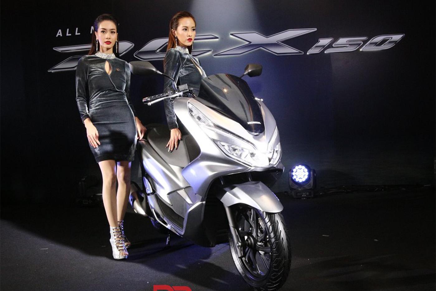 Honda PCX 150 my 2018: nuova versione in Indonesia
