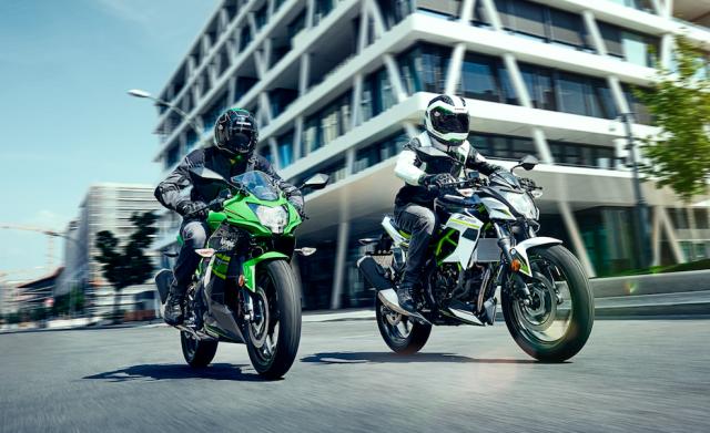 Kawasaki Ninja 125 E Z125 Prezzi E Disponibilità