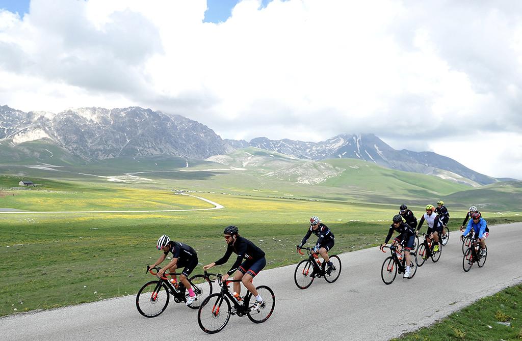 Giro E, il Giro d'Italia elettrizzante
