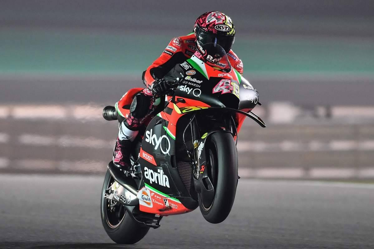 MotoGP 2020: Aprilia, una RS-GP tutta nuova per centrare ...