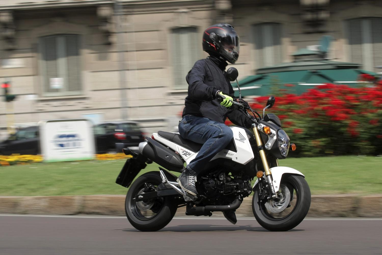 Honda Msx 125 2013 Prezzo Informazioni Tecniche Foto E