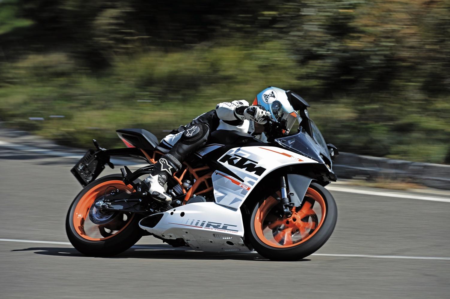 Ktm rc 390 2015 prezzo scheda tecnica dati foto e video - Image moto sportive ...