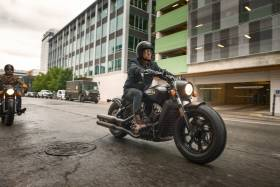 Indian Motorcycle svela la Scout Bobber 2018