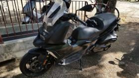 BMW, ecco il nuovo scooter GS