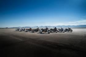 Harley-Davidson 2018: tutte nuove le Softail, scompaiono Dyna e Vrod
