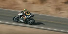 KTM 1290 Super Duke R, il video del record alla Pikes Peak!