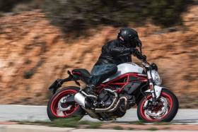 Ducati Monster 797, è la più versatile della famiglia