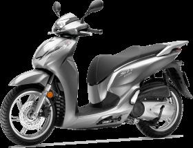 Honda Sh 300 Allo Studio Un Motore Ibrido