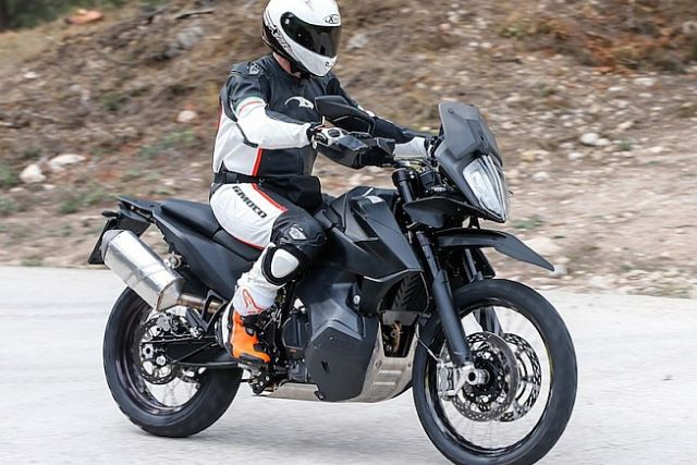 Suzuki Enduro Motorcycles