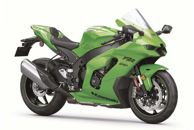 Kawasaki, la nuova super naked mette il turbo | Virgilio