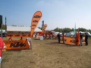 KTM 2012 cross ed enduro in prova