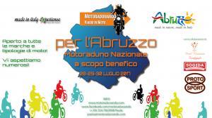 Motoradunando per l'Abruzzo