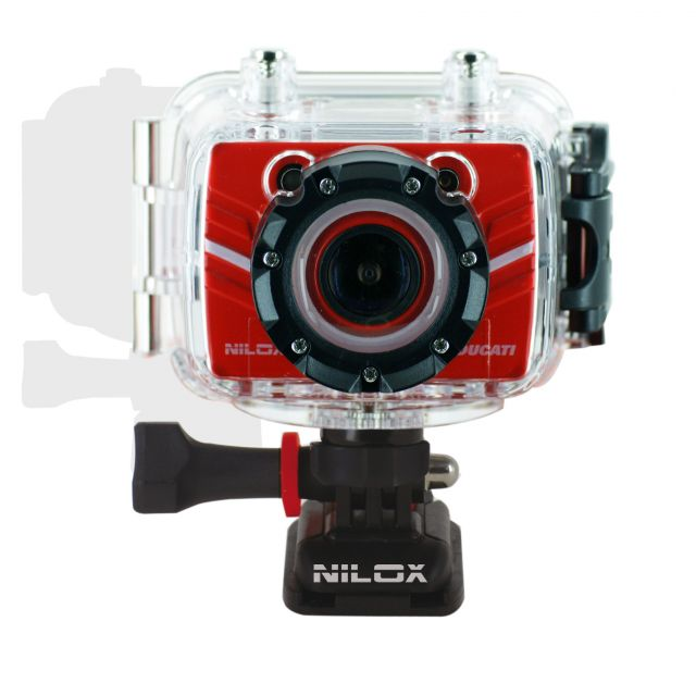 Nilox foolish una action cam ad alta definizione for Definizione camera
