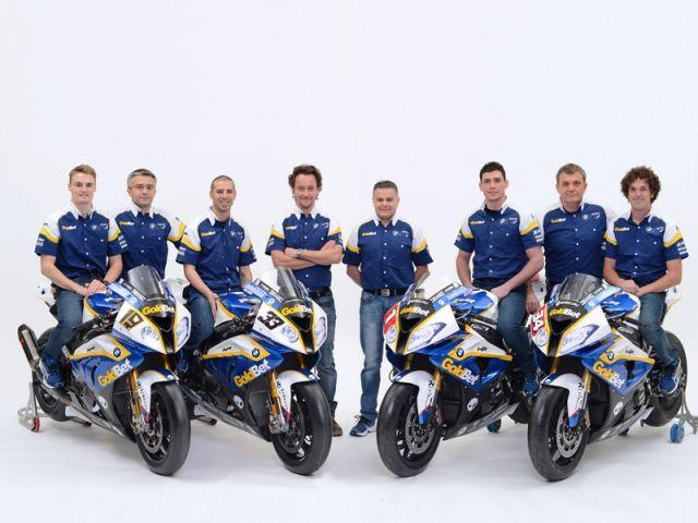 motorrad sbk team, ecco il sito ufficiale