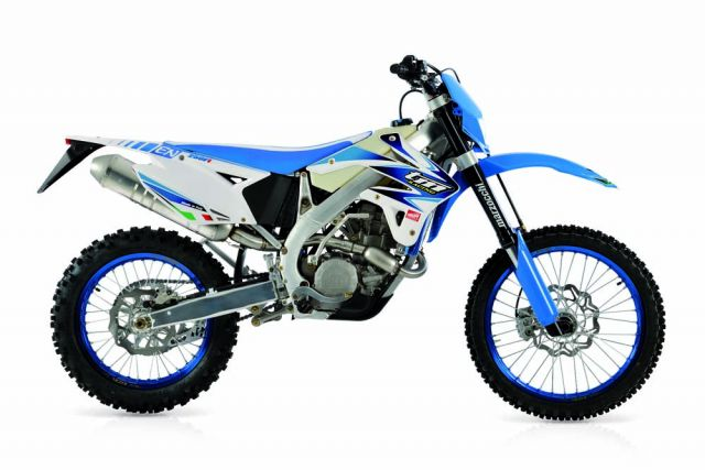 TM Racing 2014, modifiche per cross, enduro e motard