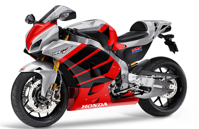 Honda RCV 1000 MotoGP replica, spunta un nuovo disegno?