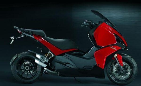 Ducati: arriva un maxi scooter nel 2014?