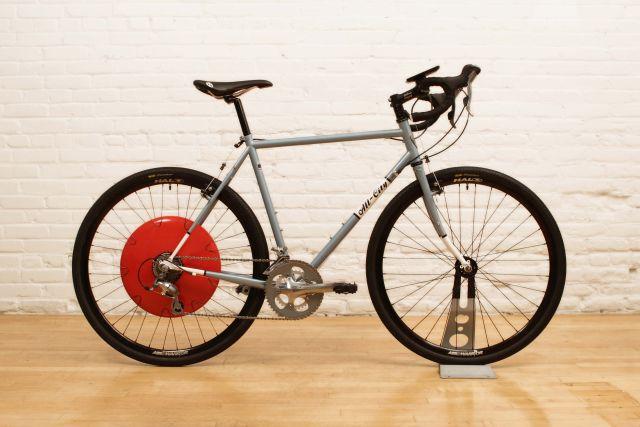 Copenhagen Wheel La Ruota Elettrica Per Bici A Pedalata Assistita