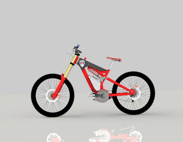 bikee bike superbici elettriche italiane per gli usa