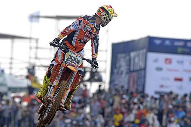 Motocross MXGP 2014: orari diretta tv Italia2 GP Brasile