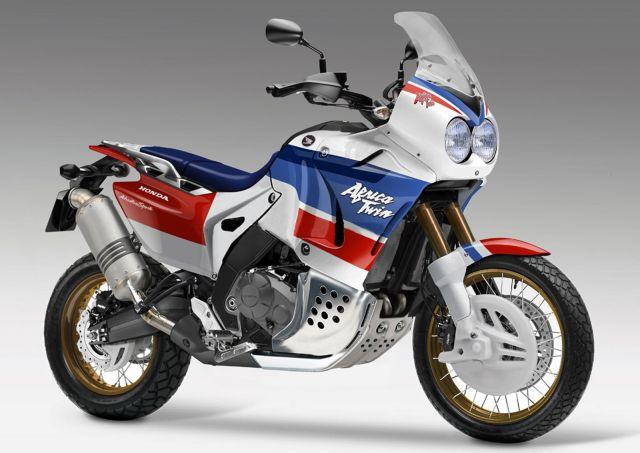 Honda africa twin pronta per eicma 2014 motore for Motore per velux prezzo
