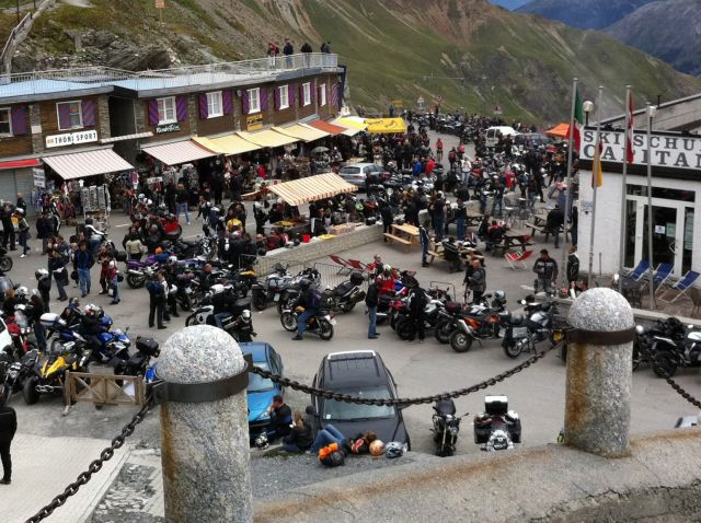 Motoraduno Stelvio International 2014: tutto pronto per la grande festa