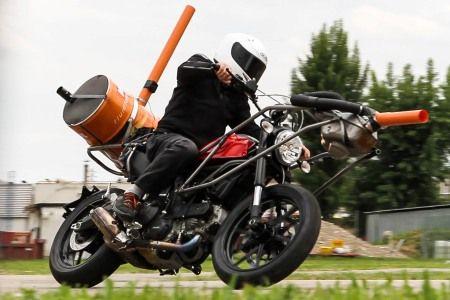 Ducati Scrambler - Eccola in azione! - VIDEO