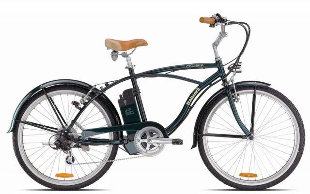 Bicicletta Elettrica Ducati