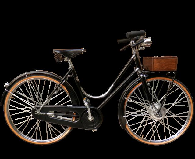 Bici elettriche: Velorapida presenta la Chrome & Wood